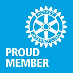 Show your member pride and share this pin! Also available at Rotary's online shop as a window cling: http://shop.rotary.org/Proud-Member-Window-Cling-Set/dp/B00H3R9WI4