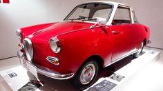 Getrag Selectromat 1957 - Glas Goggomobil TS - Exterior and Interior Wa...