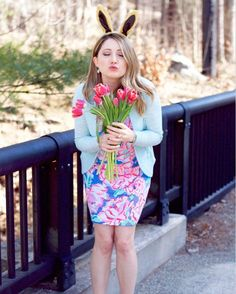 Hop on over to thelovelygirl.co to read 4 style tips for perfecting your Easter outfit, including ...