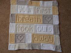 Ravelry: BREATH baby blanket pattern by Jody Pyott