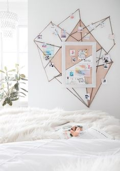 5 Ways To Decorate With the color Blush in Your Home Hippy Room, Hippie Room Decor, Cute Room Decor, Room Decor Bedroom, Boho Decor, Dorm Room, Diy Dorm Decor, Diy Wall Decor, Dorm Decorations