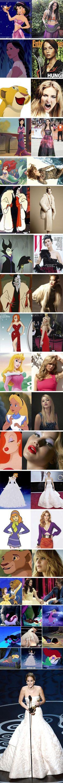 Jennifer Lawrence Looks Like… – 20 Pics