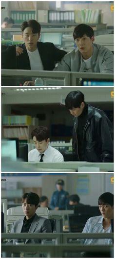 Tunnel drama Choi Jin hyuk  Yoon hyun min