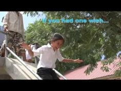 If You Had One Wish...Children in Cambodia tell us What They Want!  UNICEF Video