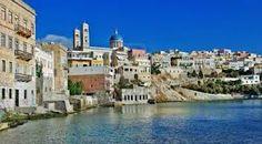 Greek Island for Joanna