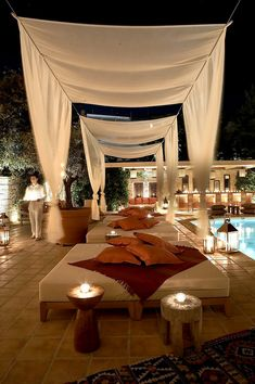 Malabar Poolside at Margi Hotel in Athens @}-,-;—