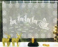 crochet doily, table decoration, center piece ,curtain PATTERN (CHART) on Etsy, kr Crochet Art, Tapestry Crochet, Crochet Home, Thread Crochet, Crochet Doilies, Crochet Stitches, Free Crochet, Cast On Knitting, Fillet Crochet