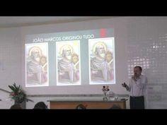"""""""Jesus e a Origem dos Evangelhos"""", com Dr. Severino Celestino da Silva - REDE AMIGO ESPÍRITA"""