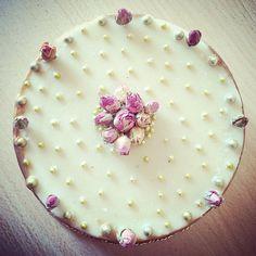 soap cake  rose alloro e cioccolato per mamma