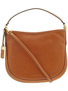 89dc0d043059 Lauren by Ralph Lauren Convertible Leather Hobo