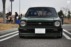 Toyota KP62V Starlet // at Nagoya