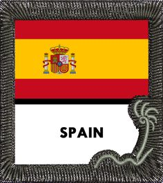 Add this sleeve to your collection to remember your trip #Spain and to identify your luggage. Go to indeegear.com today! #travel #collectible #luggage #backpack #find #fun #indeegear #Spain #souvenir #identifier$14