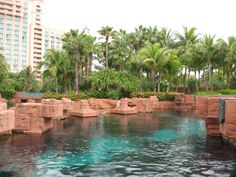 The Atlantis Resort, Paradise Island, Bahamas