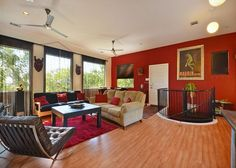 his 3BR/2.5BA modern designer space offers the complete Austin experience. Antique brick walkways and lighted landscaping lead to the house that offers three levels of living space and a fantastic rooftop deck overlooking the city. - Turnkey Vacation Rental