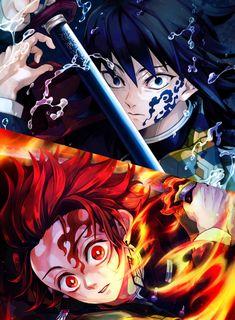 kimetsu no yaiba, demon slayer, kimetsu no yaiba, nezuko, nezuko kamado Otaku Anime, Manga Anime, Anime Demon, Anime Art, Me Me Me Anime, Anime Love, Manga Japan, Anime Lindo, Image Manga