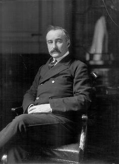 Graf Mensdorff, the Austrian ambassador to Britain