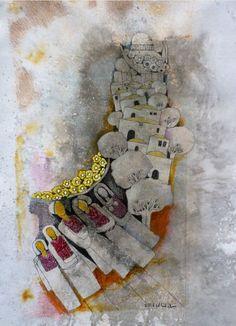 Untitled, 2012 -Nabil Anani (Palestinian Artist)