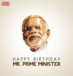 To the man who wishes for our good health, prosperity and happiness every day. Here's wishing him all that and more on this special day. Happy Birthday Shri Narendra Modi ji, Honourable Prime Minister of India.