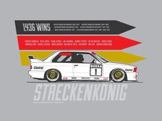 M3 Strecken-konig by 8380 Laboratories