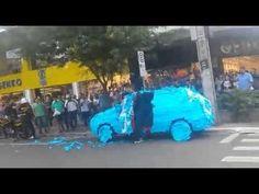 Esto le pasó por parquearse en el lugar para discapacitados! | Voxpopulix.com