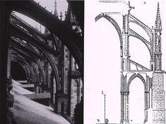 cattedrale di reims sezione - Cerca con Google
