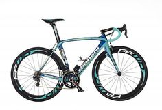 Pro bike: Sergey Lagutin's Vacansoleil-DCM Bianchi Oltre XR | road.cc | Road cycling news, Bike reviews, Commuting, Leisure riding, Sportives and more
