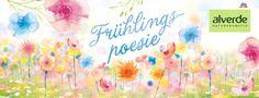 Frühlingspoesie - die neue Limited Edition von alverde!