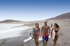 http://www.webtenerife.co.uk/activities/sports/ Surf en Tenerife (Islas Canarias), El Medano // Surfing in Tenerife, beach life, Canary Islands // Surfen in Teneriffa (Kanarische Inseln, Kanaren)  #visitTenerife