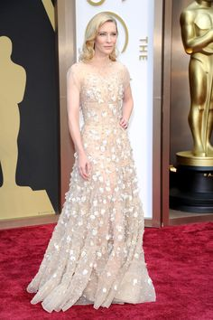 Cate Blanchett | The 10 Best Dressed At The 2014 Oscars - Yahoo Celebrity Philippines
