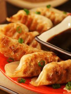 Gyoza : raviolis japonais frits