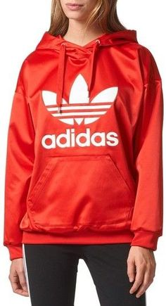 best service 8330c 7d8a9 Womens Adidas Originals Trefoil Hoodie To make a Quicklist widget, click  on the search page