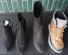 Creating an annual capsule wardrobe — Sunday's Child My Wardrobe, Capsule Wardrobe, Sundays Child, Casual Wear, Casual Outfits, Ballet Shoes, Dance Shoes, My Jeans, Black Trousers