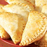 love HEB's pumpkin empanadas in the bakery case... will have to try this recipe