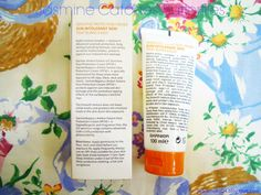 All About Sunscreen and Garnier Ambre Solaire Face Protection Cream SPF50  Review