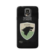 Winter Is Coming Samsung Galaxy Grand 2 Case from Cyankart Samsung Galaxy S4 Cases, Iphone 5c Cases, Iphone 4, Apple Iphone, Htc One M8, Geek Gear, Winter Is Coming, Geek Stuff, Geek Things