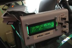 Pifon: An audio baby monitor made with Raspberry Pi #piday #raspberrypi @Raspberry_Pi « Adafruit Industries – Makers, hackers, artists, designers and engineers!