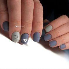 Super nails art matte korean ideas Informations About Super nails art matte korean ideas Pin Manicure Nail Designs, Acrylic Nail Designs, Nail Manicure, Nail Polish, May Nails, Love Nails, Stylish Nails, Trendy Nails, Nails Ideias