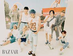 K Pop, Jung Woo Young, Jung Yunho, Cultural Appropriation, Rca Records, Kim Hongjoong, One Team, Harpers Bazaar, K Idols