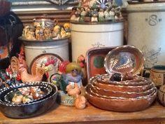 ~TLAQUEPAQUE Pottery.~