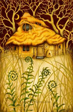 Candlelight Cottage ~ Holly Sierra
