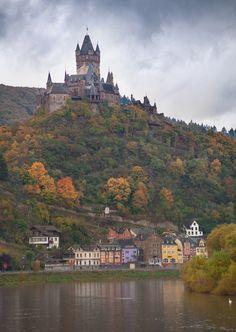 Burg Cochem - Rhineland-Platinate - Germany (von Life on Manual)