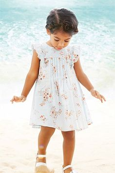 Girls Ditsy Floral Print Dress Now: Link in bio by choicestores Girls Dresses, Flower Girl Dresses, Summer Dresses, Latest Fashion For Women, Kids Fashion, Daddys Girl, Ditsy Floral, Girl Outfits, Clothes
