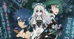 Hitsugi no Chaika: Avenging Battle episode 9 Online