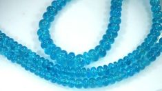 120 CTS NATURAL STRANDS APATITE POLISHED BEADS TBG-2205  NATURAL APATITE GEMSTONE BEADS, GEMSTONE CARVING FROM GEMROCKAUCTIONS