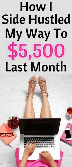 I love a good side hustle! I also love a side hustle that allows me to work from home and provides full-time income. I was able to quit my j. Earn Extra Cash, Making Extra Cash, Extra Money, Earn Money From Home, Earn Money Online, Way To Make Money, Online Jobs, Money Fast, Legitimate Work From Home