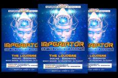 Imperiator House Flyer. Flyer Templates. $8.00