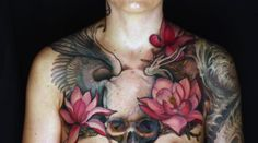 not something i would want, but you can't deny the amazing skill of this tattoo artist.
