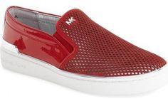 MICHAEL Michael Kors 'Phoebe' Slip-On Sneaker (Women)