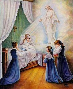 Sainte Thérése de l'enfant Jésus