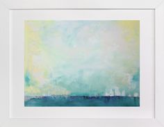 """Sail"" by Julia Contacessi in beautiful frame options and a variety of sizes."